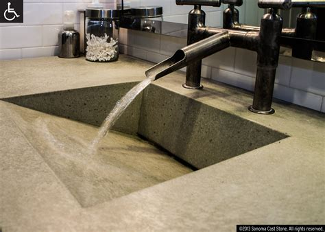 Sink Drain Slope by Our Most Versatile Design R Sinks Slope To Order