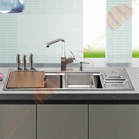1 1 2 Bowl Kitchen Sink 38 1 2 Inch 12mm Thickness Stainless Steel Topmount Drop In Bowl Kitchen Sink Free