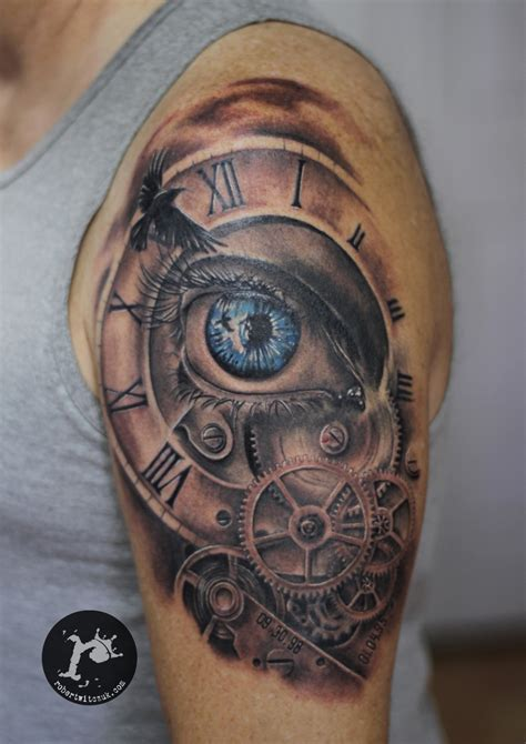 clockwork tattoo designs clockwork www pixshark images galleries