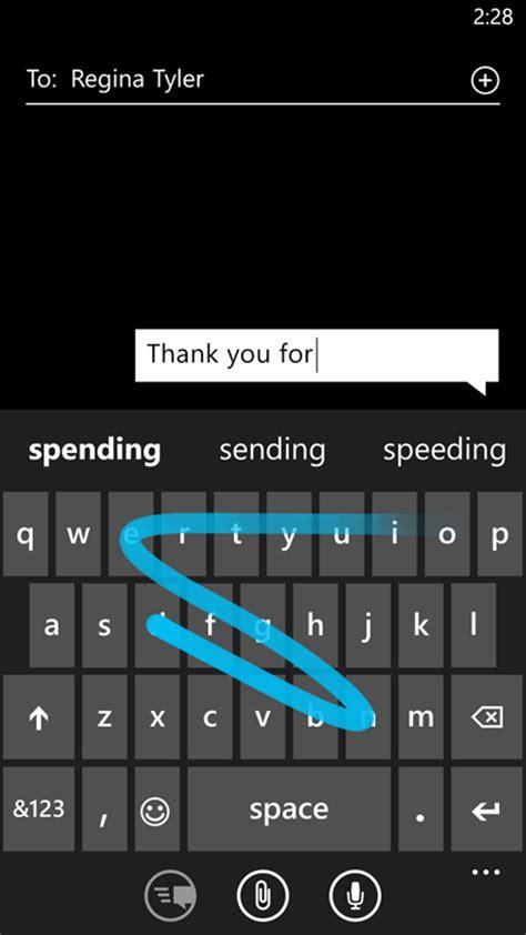 keyboard themes windows 8 1 microsoft unveils windows phone 8 1 and windows 8 1 update