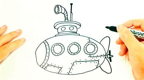 imagenes de criaturas mitologicas para dibujar c 243 mo dibujar un submarino paso a paso dibujo f 225 cil de