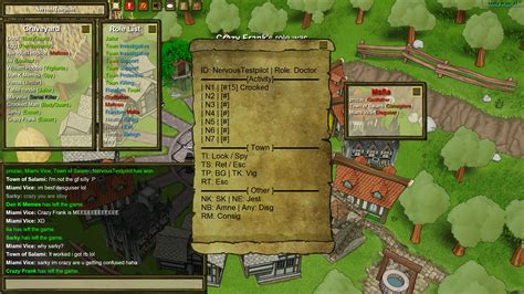 Town Of Salem Will Template Steam Community Guide Updated For Coven All Purpose Town Of Salem Will Template