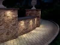landscape rock lights cast lighting engineered wall light kit hazel s likes