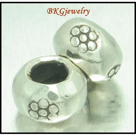 bulk jewelry supplies 10x hill tribe silver spacer wholesale jewelry