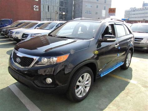 Used 2012 Kia Sorento For Sale 2012 Kia Sorento For Sale 2 4 Gasoline Automatic For Sale