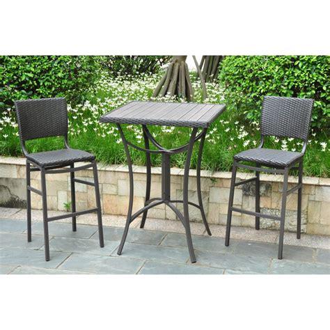 Furniture: Outdoor Bar Table Ebay Outdoor Patio Pub Table