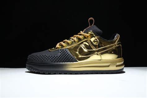 Shoes Sport Nike Air One Putih Gold Casual Cewek nike air one duckboot boot kpu 805899 707 black gold