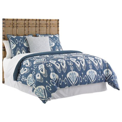 tommy bahama home twin palms 558 133hb queen size coco bay
