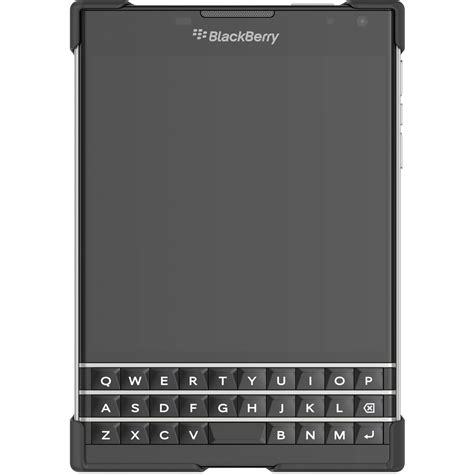 Blackberry Pasport Shel blackberry passport shell black acc 59523 001 b h