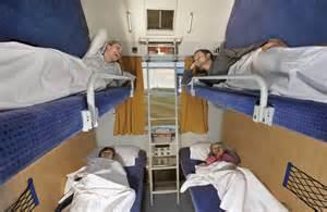 how does one sleep in a sleeper in europe travel