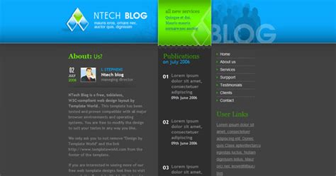 xhtml layout template 101 high quality css and xhtml free templates and layouts