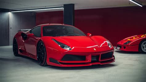 ferrari 488 wallpaper novitec n largo ferrari 488 gtb 6 wallpaper hd car