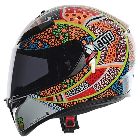 Helm Agv Dreamtime Agv K3 Sv Valentino Dreamtime Helmet Valentino