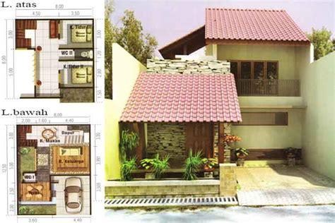 desain rumah wisata nusantara desain rumah sederhana minimalis dengan interior modern