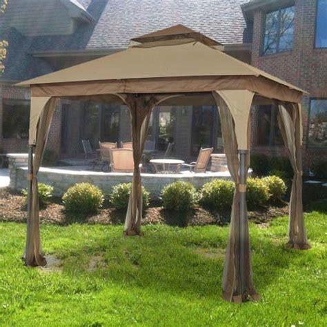 6 X 8 Patio Gazebo Garden Winds 8 X 8 Outdoor Patio Gazebo Replacement Canopy