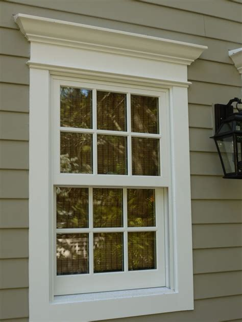 Exterior Door Molding by Best 25 Exterior Window Trims Ideas On