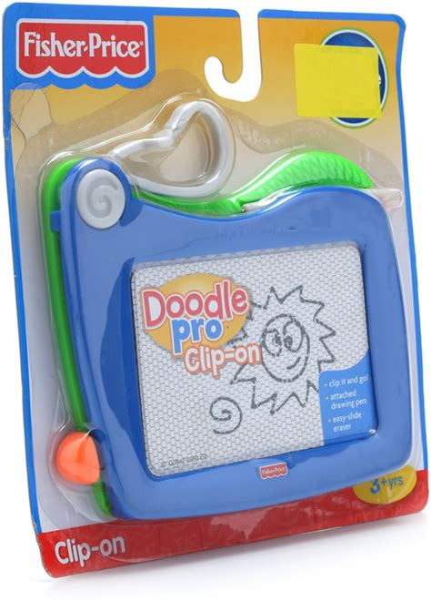 doodle pro glow drawing board fisher price clip on doodle pro price in india buy