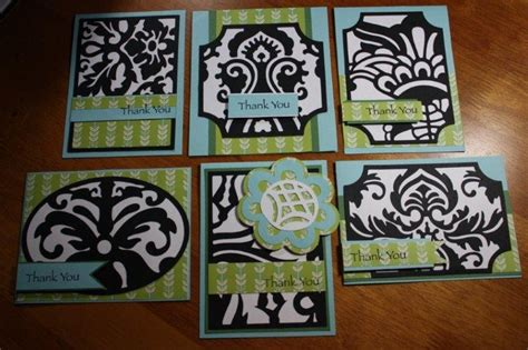 Damask Decorations by Kleirr S Kreation Cricut Cartridge Damask Decor