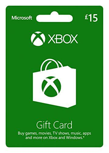 Directv Best Buy Gift Card - microsoft gift card gbp15 xbox one 360 the video games