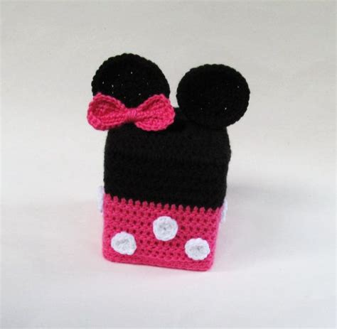 Kotak Tissue Mickey Mouse Pink 20 best images about shop our pins on crochet baby crochet mickey mouse and