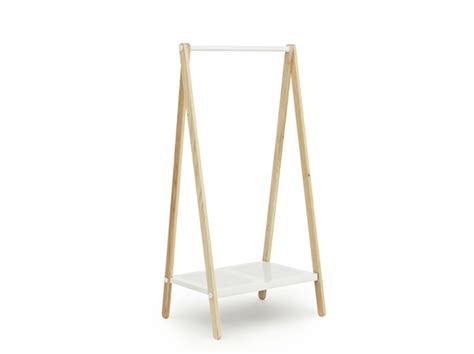 10 easy pieces freestanding wooden clothing racks