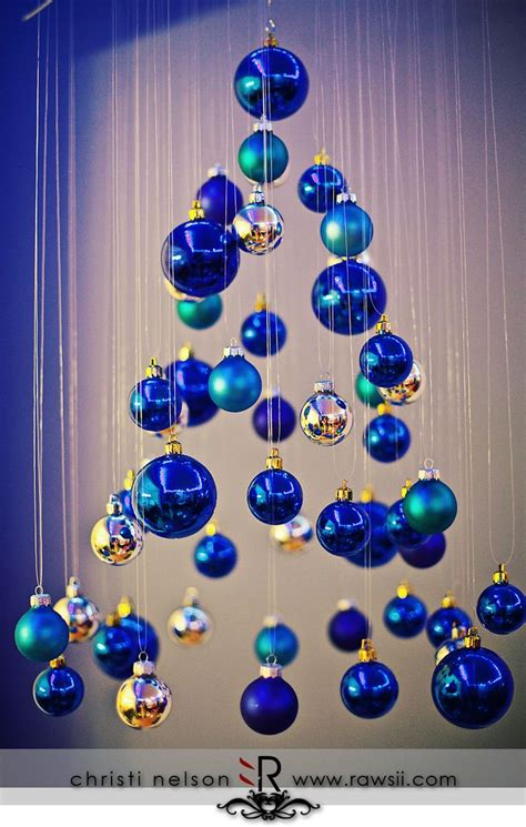 1000 ideas about hanging christmas tree on pinterest