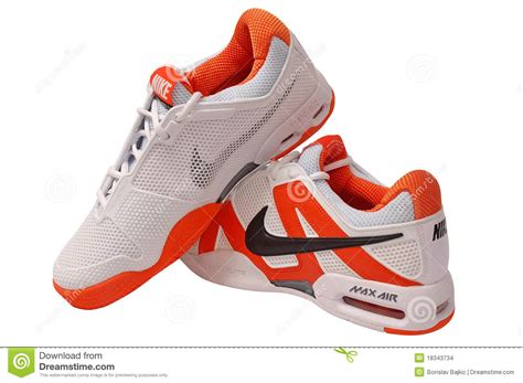 nike sport shoes editorial stock image image of more