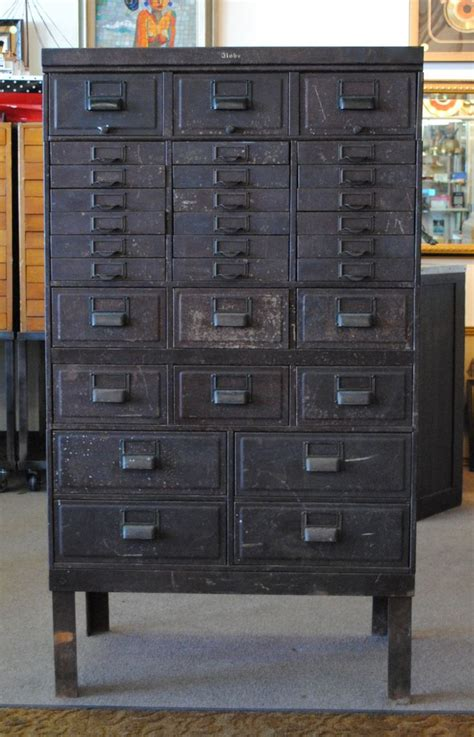 vintage metal storage cabinet vintage industrial stacking metal cabinet maybe for scrapbooking organization depending on