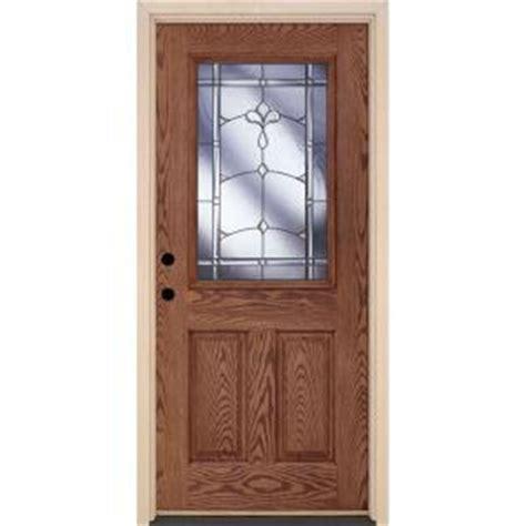 Half Door Home Depot by Feather River Doors 37 5 In X 81 625 In Patina 1