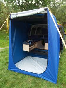 Truck Camper Awnings B Boot Jump And Boot Tent Amdro Alternative Campervans