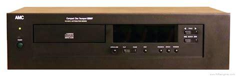 Amc Live Radio Player Amc Cdm7 Manual Compact Disc Player Hifi Engine