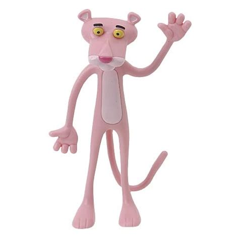 Pink Panther Set Figure pink panther bendable figure nj croce pink panther figures bendables at