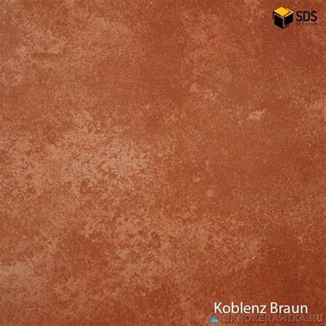 fliese 31x31 клинкер koblenz bodenfliese brown 31x31