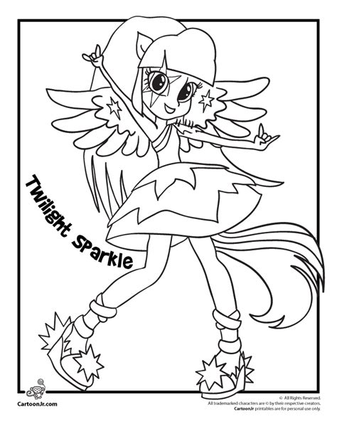 coloring pages my pony rainbow rocks rainbow rocks equestria coloring pages sketch