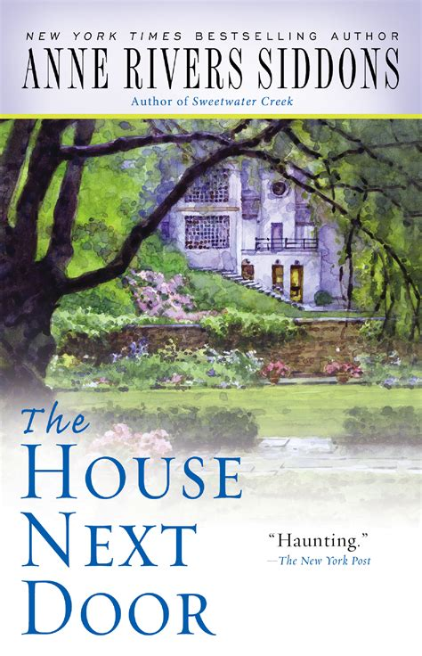 the house next door book by rivers siddons