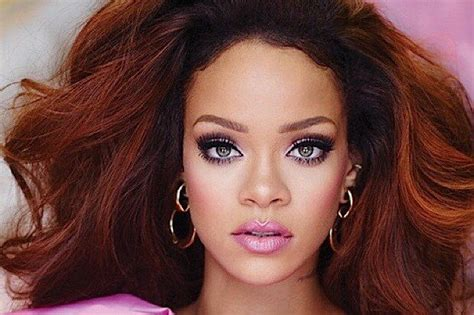 rihanna real eye color best hair color for green learn the of