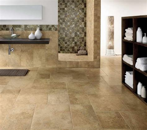Bathroom Floor Tile Ideas by Cool Bathroom Floor Tile To Improve Simple Home Midcityeast