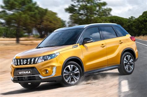 Suzuki Auto 2019 by 2019 Suzuki Vitara Gets New Photo Gallery Ahead Of