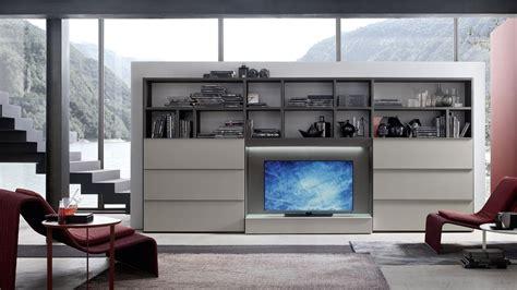 libreria pordenone soggiorno libreria componibile per grande schermo centrale