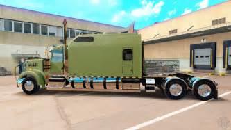 kenworth w900b ari legacy sleepers for american truck