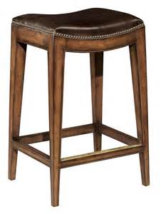 Bar Stool For Kitchen Furniture Endearing Saddle Leather Bar Stools For Sweetening Your Kitchen Decoration Founded