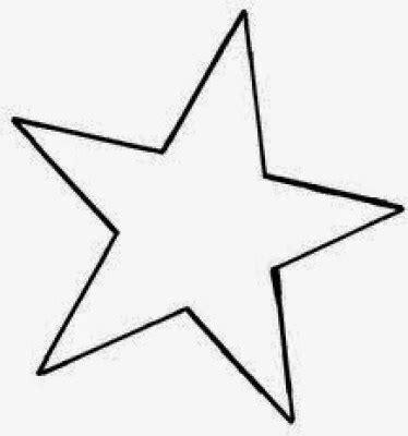 imagenes de estrellas de navidad para imprimir estrellas para imprimir colorear y recortar educanimando