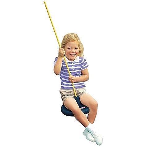 little tikes disk swing little tikes 174 disc outdoor swing www buybuybaby com