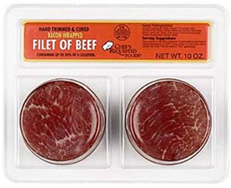 17 best ideas about filet of beef on pinterest pan walmart bacon wrapped filets only 0 28 common sense