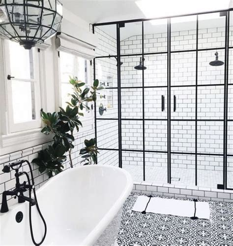 Images Of Black And White Bathrooms by 21 Bathroom Ideas Why A Classic Black And White Scheme Is