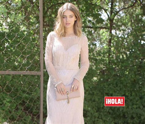imagenes de hola laura laura escanes a una semana de su boda con risto mejide