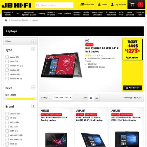laptops  jb  fi ozbargain