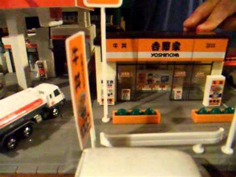 Tomica Town Station tomica town yoshinoya