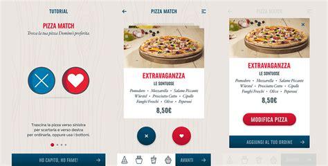 domino pizza akses ui interaction design illustration domino s pizzapp