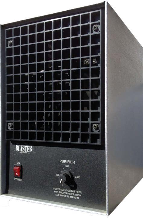 repair  ozone blaster  ecoquest  active tek air purifier repair center